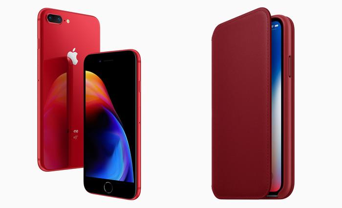 Apple anuncia nova cor de iPhone 8 e iPhone 8 Plus