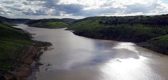Reservatório da Barragem de Jucazinho, em Surubim, foi criado para atender 15 municípios do Agreste. Foto: Compesa/Divulgação (Reservatório da Barragem de Jucazinho, em Surubim, foi criado para atender 15 municípios do Agreste. Foto: Compesa/Divulgação)