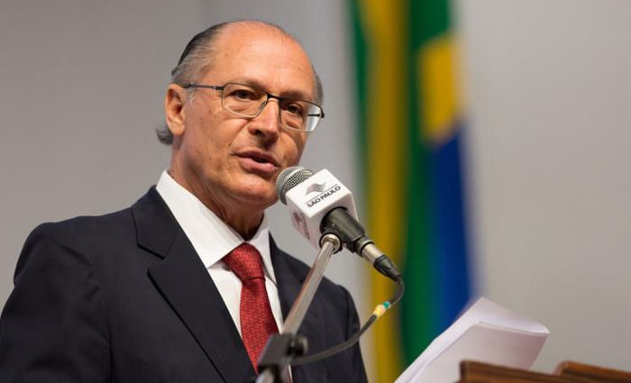 Ex-governador Geraldo Alckmin. Foto: Divulgação