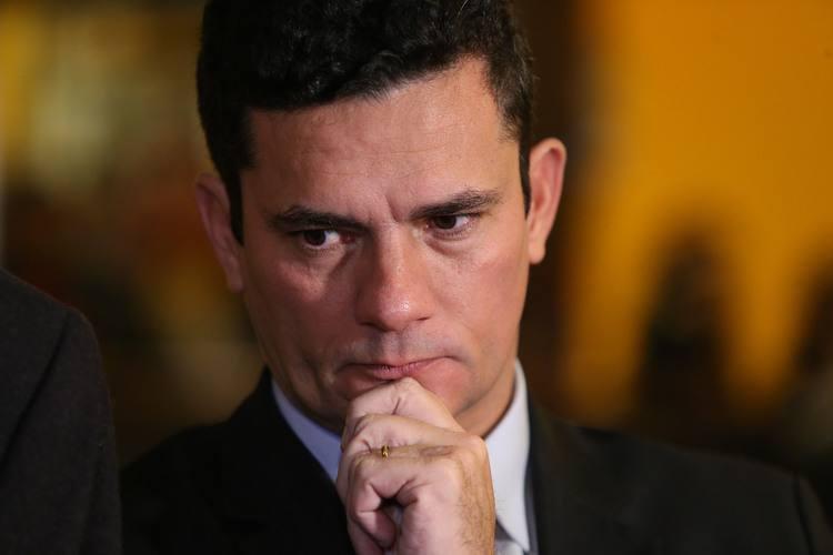 Paulo Rigo é o personagem inspirado em Moro (foto: ALEX SILVA)