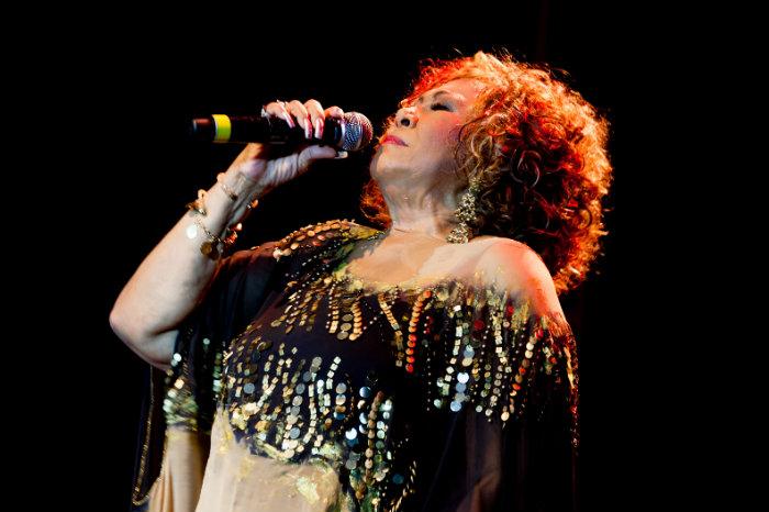 Ainda este ano, ela lança um DVD ao vivo, um documentário, uma biografia e um musical. Foto: Elizeu Fiuza/Divulgação