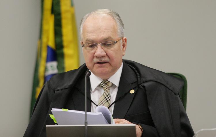 Ministro Edson Fachin atendeu a pedidos dos delegados da PF. Foto: Rosinei Coutinho/SCO/STF
