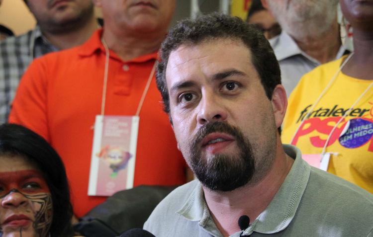 Boulos indicou que o Estado deve ter papel importante na estratégia nacional do partido para as eleições de outubro. Foto: Henrique Barreto / Estadão Conteúdo