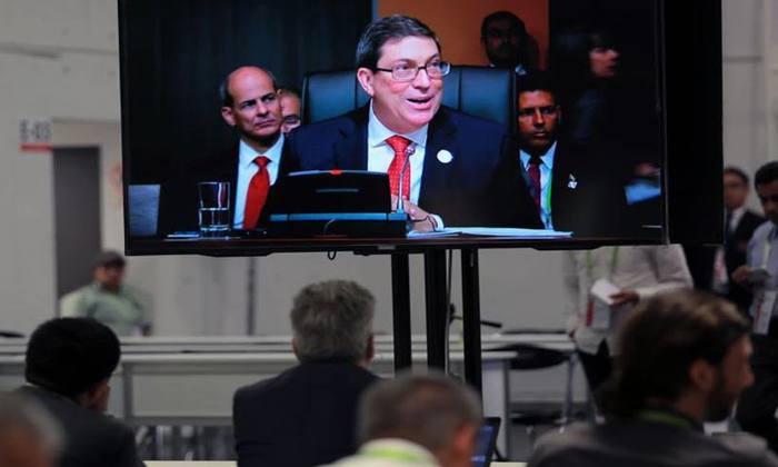 Cuba defende Maduro e Lula na Cúpula das Américas