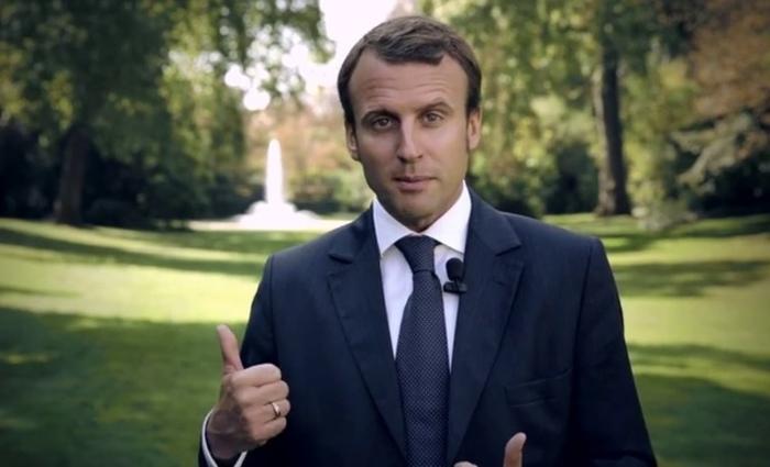 O presidente francês Emmanuel Macron. Foto: Reprodução/Internet