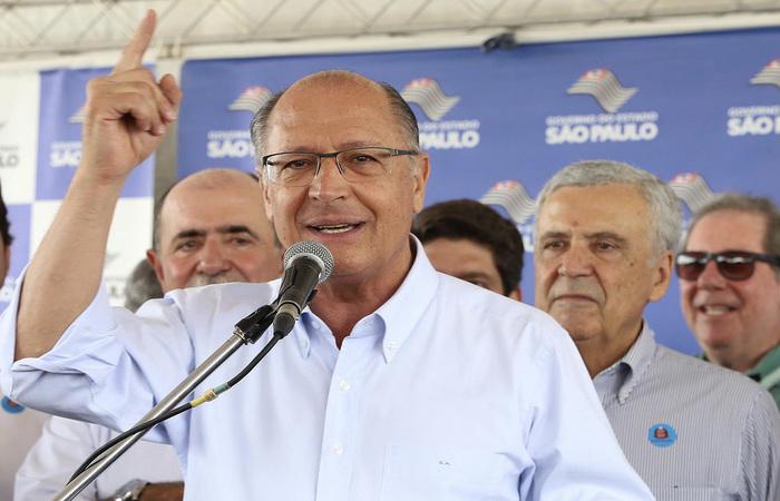 Em pesquisa divulgada neste domingo, 15, pelo Datafolha, o ex-governador aparece, no melhor dos nove cenários avaliados, com 8% das intenções de votos. Foto: GOVESP