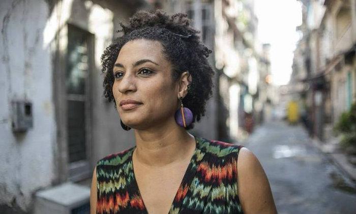 A vereadora era militante do movimento negro e de direitos humanos. Foto: Facebook/Reprodução