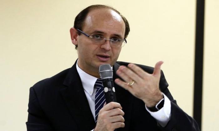Ministro da Educação, Rossieli Soares, diz que segurança é a maior preocupação para realização do Enem. Foto: Arquivo/Agência Brasil