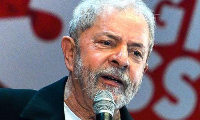 Luiz Inácio Lula da Silva está encarcerado para cumprimento da pena de 12 anos e um mês no caso triplex, no âmbito da Lava-jato. Foto: Agência Brasil/Arquivo