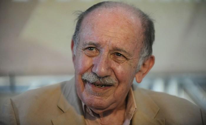 Nascido na Aústria em 1932, Paul chegou ao Brasil em 1940 fugido da persegição européia aos judeus. Foto: Fernando Frazão/Agência Brasil