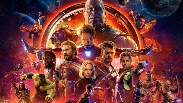 Sequência de Guerra Infinita chega aos cinemas em maio de 2019. Crédito: Disney/Divulgação