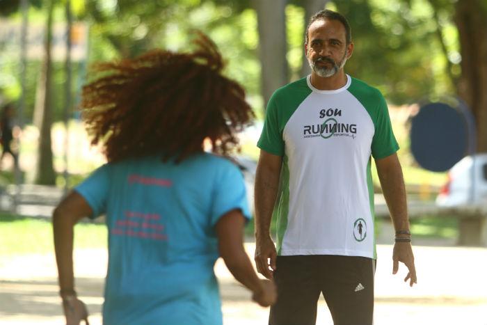 O professor Jailton acredita no potencial das redes para disseminar saúde. Foto: Peu Ricardo/DP.