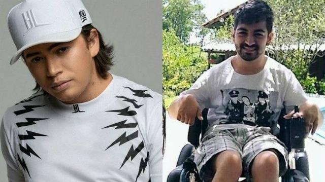 Nachtigall afirma que Whindersson chegou a oferecer outro triciclo, que ele não aceitou. Foto: Instagram/Reprodução
