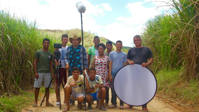Projeto Documentando no município de Vicência. Foto: Projeto Documentando/Divulgação