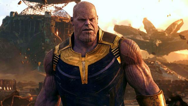 Na trama, os heróis têm de deter o conquistador interplanetário Thanos. Foto: Marvel/Reprodução