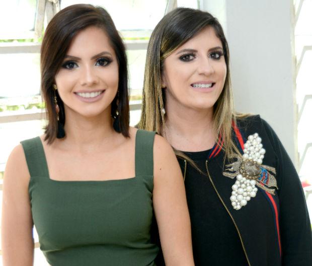Raquel Villar e Suellen Figueirôa estão à frente do selo. Foto: Divulgação