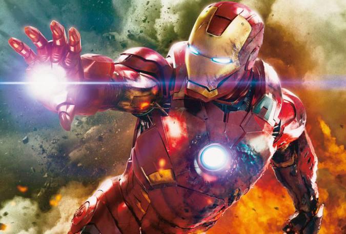 O primeiro Homem de Ferro adaptado de um quadrinho da Marvel gerou 585 milhões de dólares no mundo todo (foto: Marvel/Divulgação)