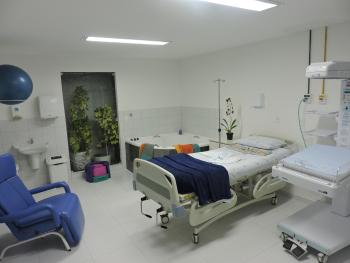 Desde 2017, o Hospital Guararapes aderiu ao projeto Parto Adequado. Foto: HG/Divulgação (HG/Divulgação)