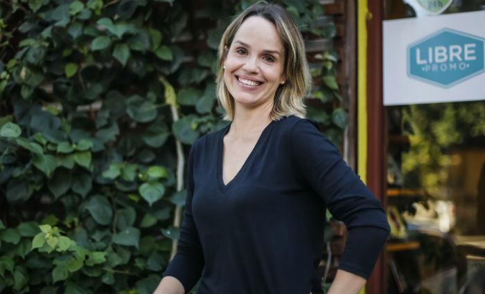 Juliana Martins largou carreira de bancária para investir em negócio que tivesse maior flexibilidade de horário. Foto: Andrea Rego Barros/Divulgacao (Foto: Andrea Rego Barros/Divulgacao)