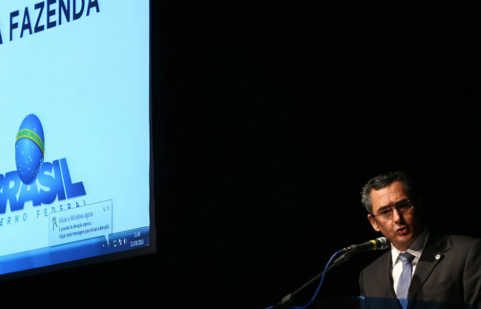 Guardia destacou que a mudança, se aprovada agora, só terá impacto, na prática, para o próximo governo, em 2019 Foto: Fernando Frazão / Agência Braisl