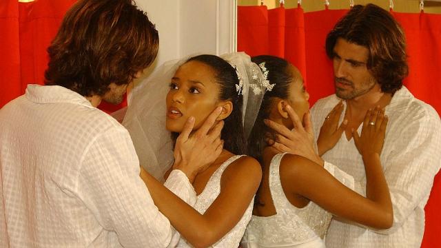 Em 2003, Thais Araújo foi a protagonista negra em uma novela da Rede Globo. Foto: TV Globo/Reprodução