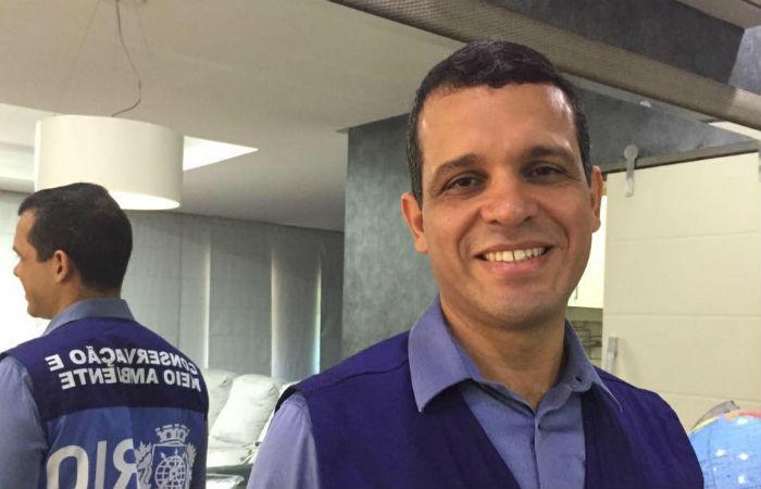Rubens Teixeira já foi secretário municipal de transporte do Rio de Janeiro Foto: Rubens Teixeira / Facebook