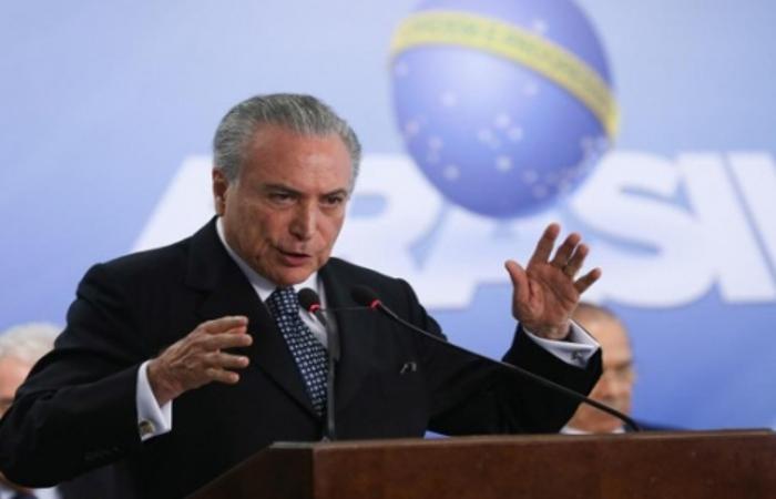 Segundo o presidente, o texto Constitucional é o que dá unidade à nação. Foto: José Cruz/Agência Brasil