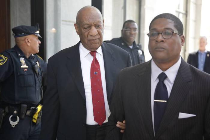 O ator de 80 anos foi declarado culpado de três acusações de agressão sexual. Foto: Dominick Reuter / AFP