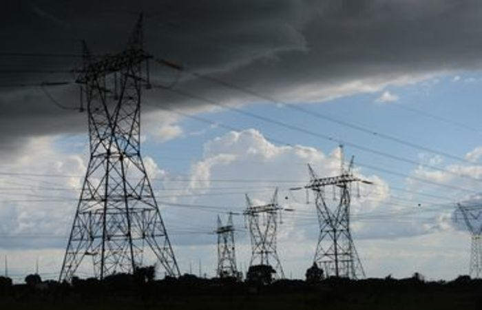 Linhas de transmissão de energia do sistema elétrico nacional. Foto: Fábio Rodrigues Pozzebom/Agência Brasil