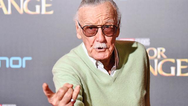Stan Lee revolucionou o mundo dos quadrinhos e a cultura pop. Foto: AFP/Reprodução