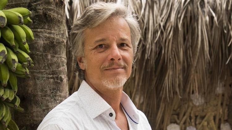 Marcello Novaes não ficou ferido. (foto: TV Globo/Divulgação)