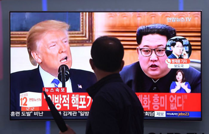 Foto: Jung Yeon-je / AFP