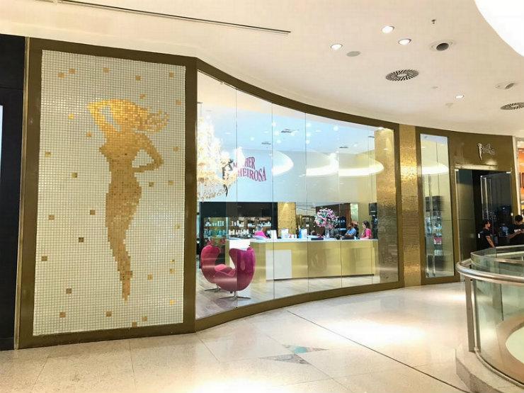 No Recife, o Mulher Cheirosa abriu as portas no Shopping RioMar, na Zona Sul. Foto: Mulher Cheirosa/Divulgação
