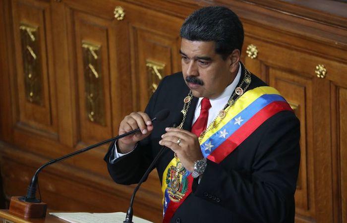 As informações coletadas pela OEA podem levar à abertura de processo penal contra o presidente venezuelano Nicolás Maduro (EFE/Miguel Gutiérrez/Direitos Reservados)