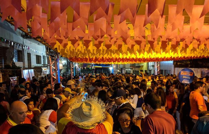 Orquestra de Pífanos de Caruaru, regida pela maestro Mozart Vieira abrirá São João da capital do forró. Foto: Lula Portela/Divulgacao