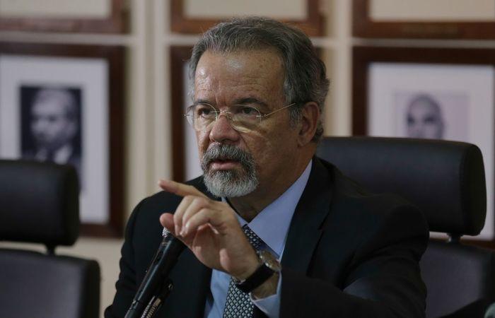Ministro da Segurança Pública Raul Jungmann. Foto: Fabio Rodrigues Pozzebom/Agência Brasil