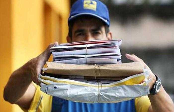 Segundo a empresa, em condições normais, são entregues aproximadamente 25 milhões de objetos por dia. Foto: Tânia Rego/Agência Brasil