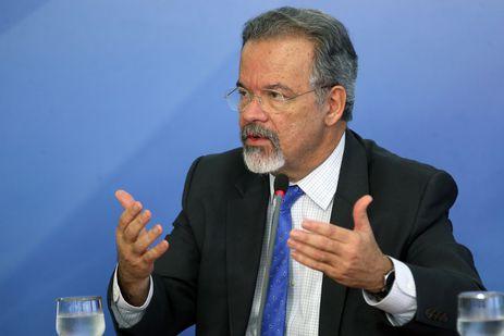Segundo a assessoria da pasta, o ministro Raul Jungmann determinou que a Polícia Federal apure os objetivos de quem espalhou o boato. Foto:Antônio Cruz/Agência Brasil