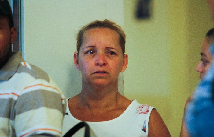 Elisângela contou que o filho gostava de fazer aulas de capoeira. Foto: Thalyta Tavares/Esp DP