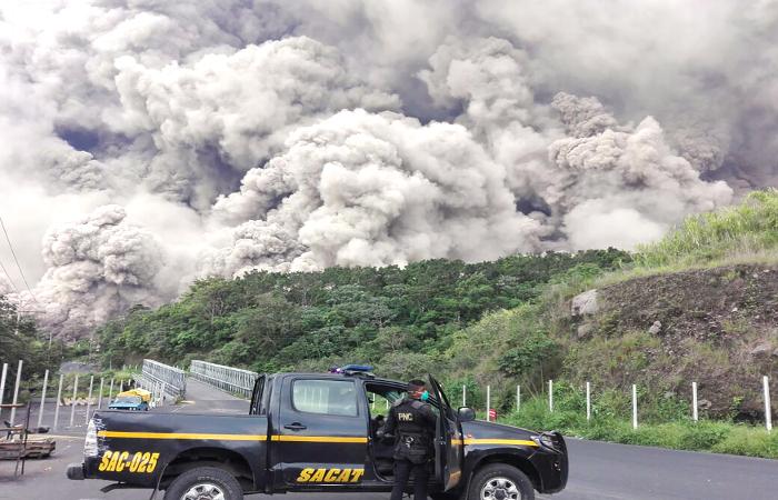 HO / NATIONAL POLICE OF GUATEMALA / AFP