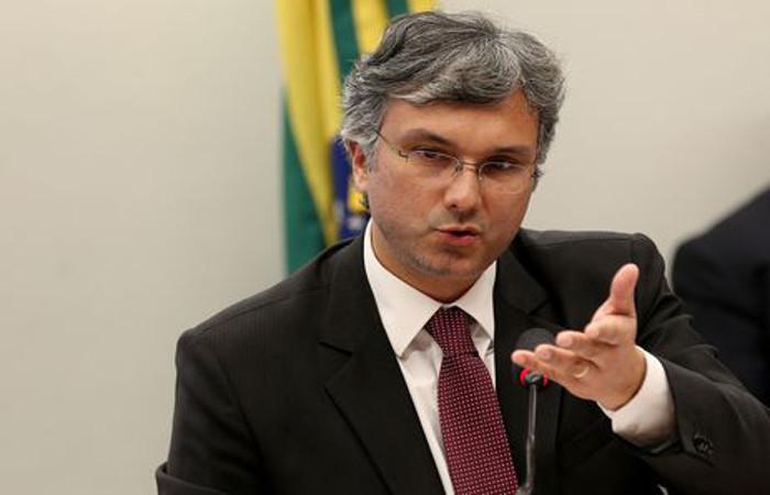Colnago participou de audiência pública na CMO para discutir o Projeto de Lei de Diretrizes Orçamentárias (PLDO) de 2019. Foto: Wilson Dias/Agência Brasil