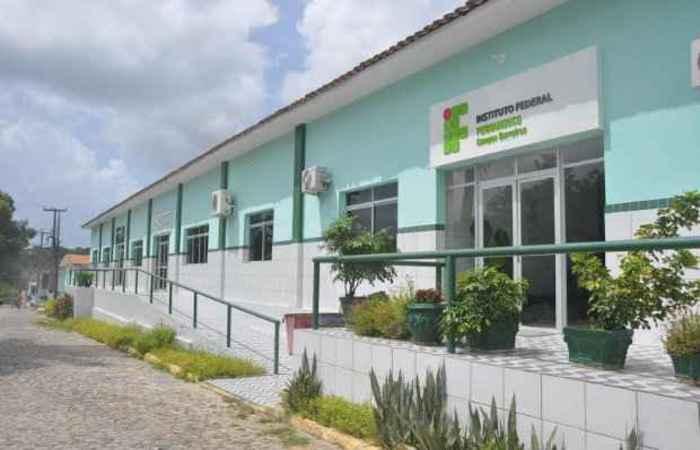 Foto: Divulgação/IFPE-Barreiros