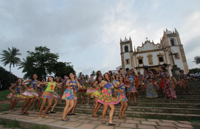 Bloco das Conxitas fazem ensaios a partir de setembro, sempre aos domingos. Foto: Roberto Ramos/DP