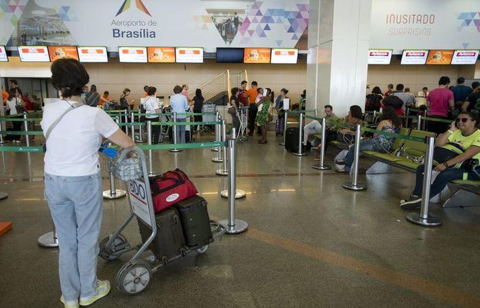 Desde 2011, dez aeroportos brasileiros já foram concedidos à iniciativa privada. Foto: Marcelo Camargo/Agência Brasil