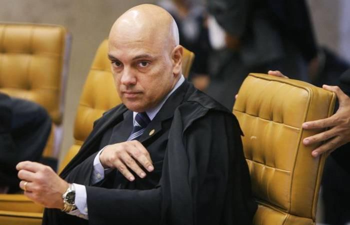 Ministro Alexandre de Moraes (Foto: Nelson Jr./SCO/STF/Divulgação)