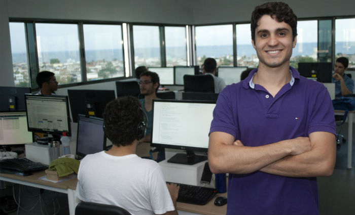 Empresário afirma que agora está focado no mercado norte-americano por ter grande potencial para explorar. Foto: In Loco Media/Divulgacao (Foto: In Loco Media/Divulgacao)