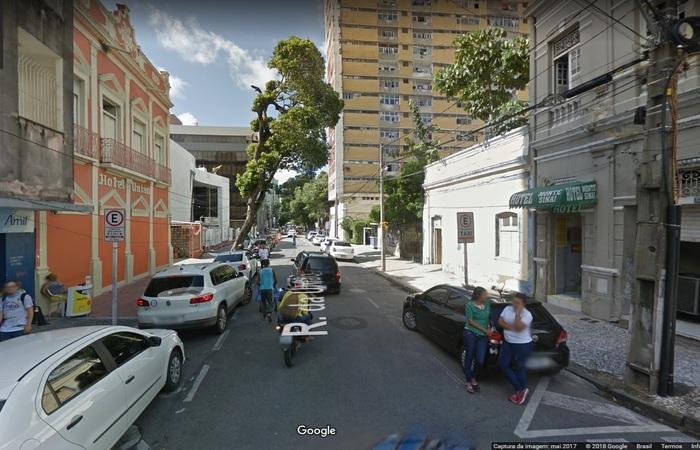 (reprodução/Google street view)