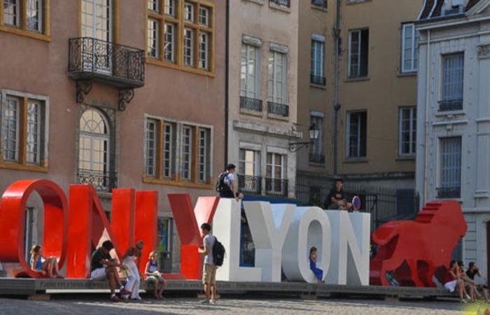 Lyon é a terceira maior cidade francesa e está localizada na parte central do leste do país. Foto: Reprodução/Internet
