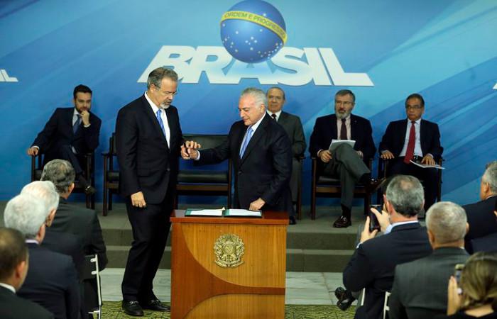 O presidente vetou alguns pontos do projeto de Lei que saiu do Senado em 16 de maio. Foto: Valter Campanato/Agência Brasil