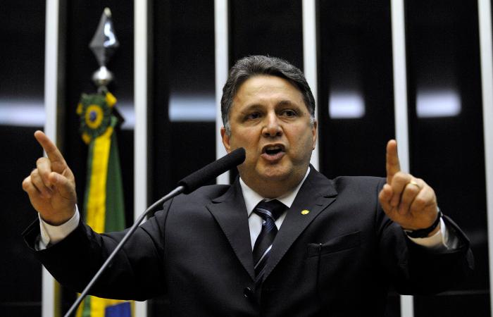 Garotinho foi preso no ano passado por corrupção, participação em organização criminosa e falsidade na prestação de contas eleitorais. Foto: Arquivo/Agência Brasil